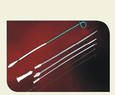 PCN Catheter & Set (Pigtail)